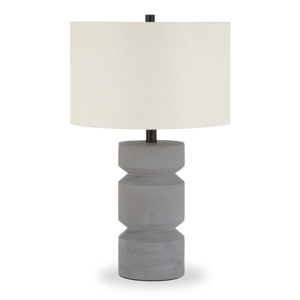 You Ll Love The Esai 24 Table Lamp At Allmodern With Great Deals On Modern Lighting Products And Free Shipping On Most S Table Lamp Concrete Table Lamp Lamp