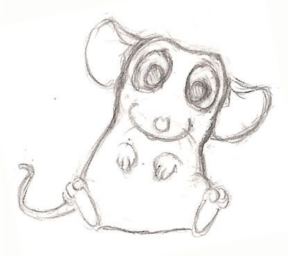 454 best sketches of dormice mice and rats images on for How do you draw a mouse