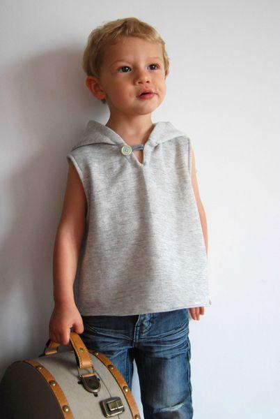 ATLAS épuré en sweat, Grains de Couture pour Enfants, Ivanne SOUFFLET, by Débo Céations