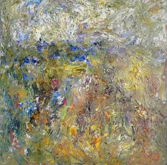 Sergey Fedotov:  100х100 cm, 2006