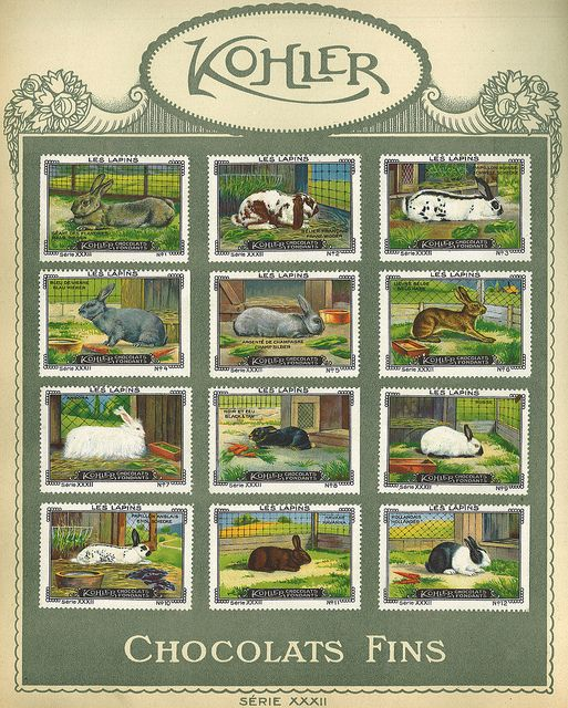 Chocolats PCKN Album Timbres Kohler Serie XXXII | Flickr - Photo Sharing!