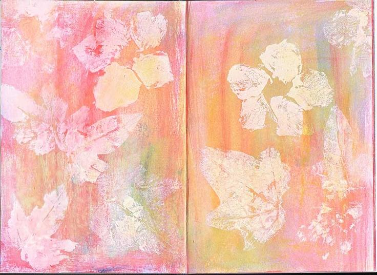 Art Journal Backgrounds