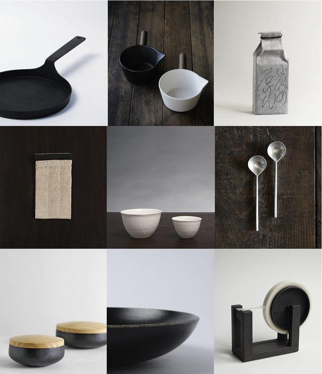 Perfect home goods from this Japanese shop, Analogue life