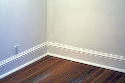 25 best too cool images on pinterest for Cost to paint baseboard