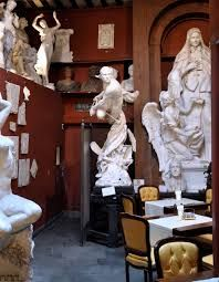 Ristorante Canova Tadolini - Via del Babuino 150/A - Roma.  Tel.0632110702