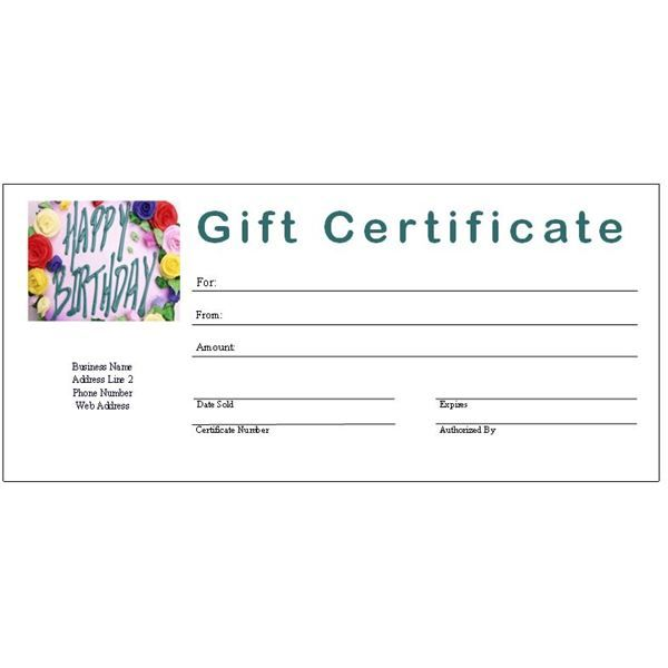 29 best Printable Gift Certificates images on Pinterest Free - free printable editable certificates