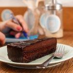 Belga csokoládétorta