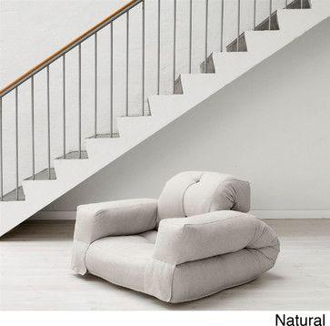Fresh Futon Hippo Convertible Futon Chair / Bed contemporary sofa beds