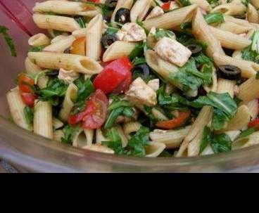 WW Nudel Rucola Salat 5 Punkte by Myfineself on www.rezeptwelt.de