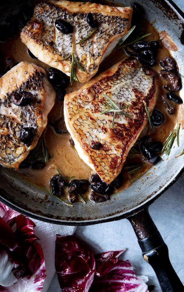 how to cook alaskan sea bass