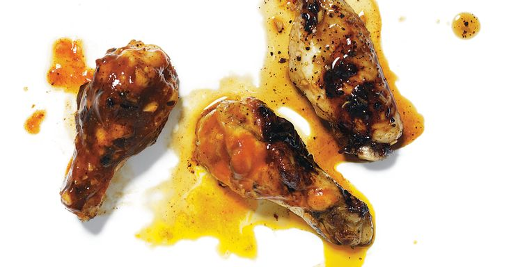 The Key to a Truly Great Chicken Wing - The New York Times
