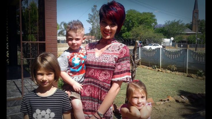 Joy of Parenthood Hair and Make Up Make Over by Cynthia at Salon Des Coi...