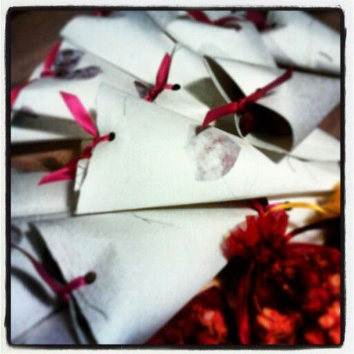 Handmade confetti cones for your big day. Customisable just for you, quotes available on request. Www.oakwoodsoaperie.co.uk