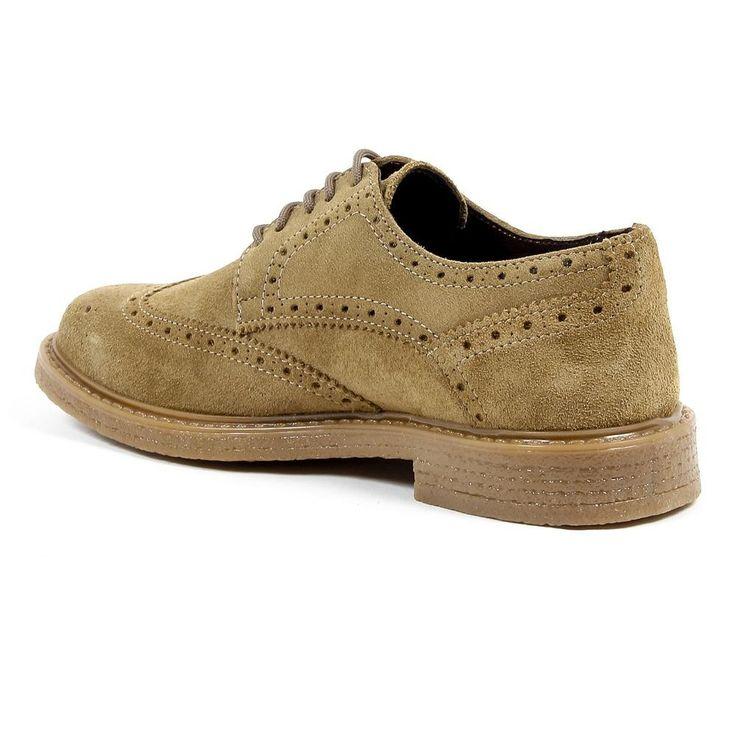 45 EUR - 12 US V 1969 Italia Mens Brogue Oxford Shoe