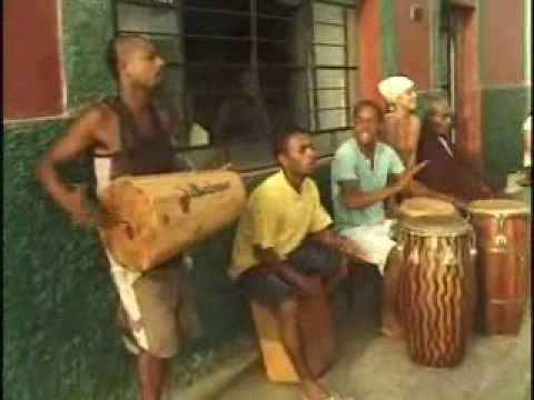 Peru afro dance of Chincha - YouTube