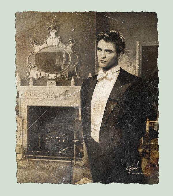 Edward Cullen FanArt... Whoa. Love this