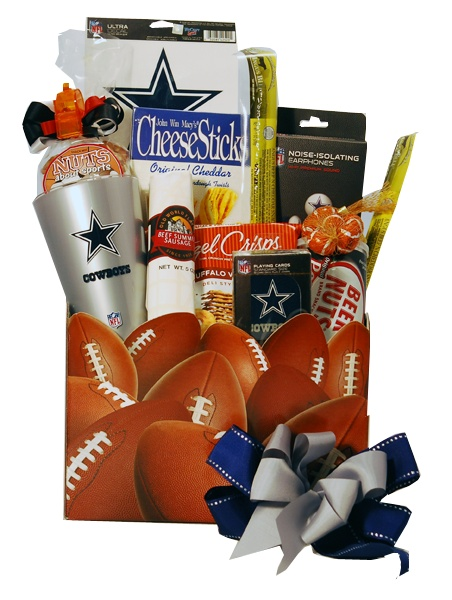 Dallas Cowboys Gift Basket Do You Know The Ultimate