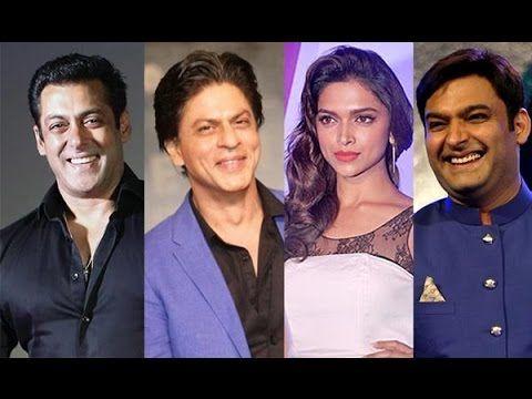 Kapil Sharma , Sharukh Khan ,Salman Khan Together Best Comedy Videos in ...