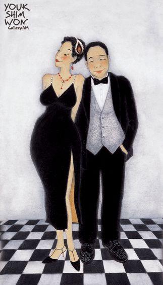 Husband and wife♥