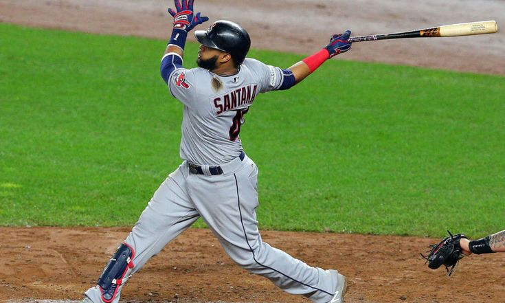 Heyman | Phillies agree to 3-year deal with Carlos Santana = The Philadelphia Phillies have made one of the first major free agent splashes of the offseason, agreeing to a three-year deal with former Cleveland Indians slugger Carlos Santana......