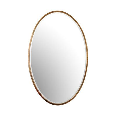 Photo On DwellStudio Herleva Oval Mirror x