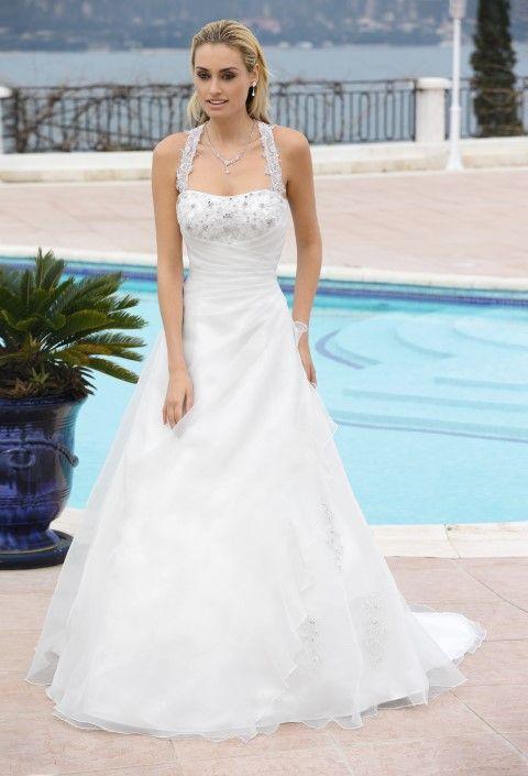 Ladybird bruidsjurk 34090 collectie 2014 – wedding dress - Xsasa bruidsmode