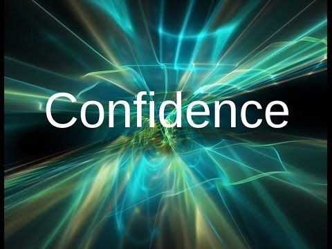 Powerful: Confidence Spoken Affirmations with binaural tones for Healthy Self-esteem - YouTube