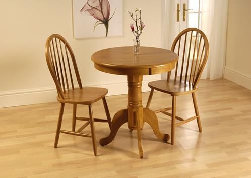 Kinver, dining table, dining chair, rubberwood,honey dining set, honey dining table, small dining table, small dining set
