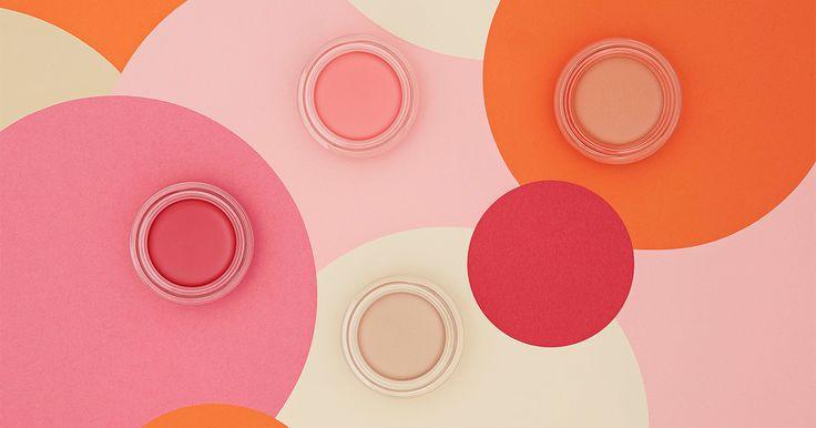 資生堂PLAYLIST(プレイリスト)公式ブランドサイト。とけこむように肌になじむ絶妙なグラデーションに仕上がるクリームタイプのフェースカラー