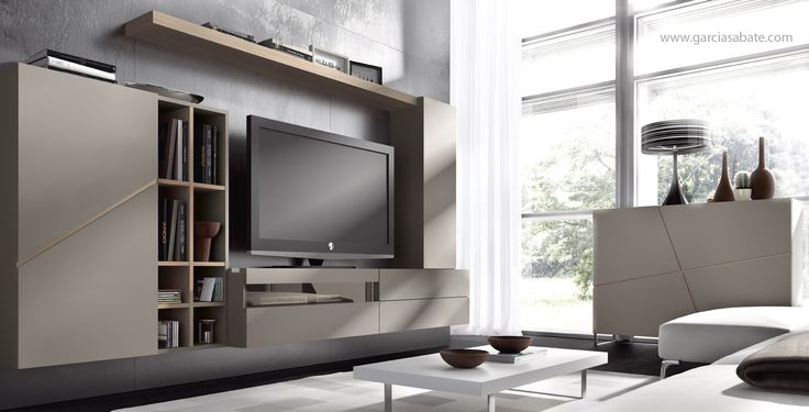 17 best images about muebles on pinterest design of home - Muebles de tv modernos ...