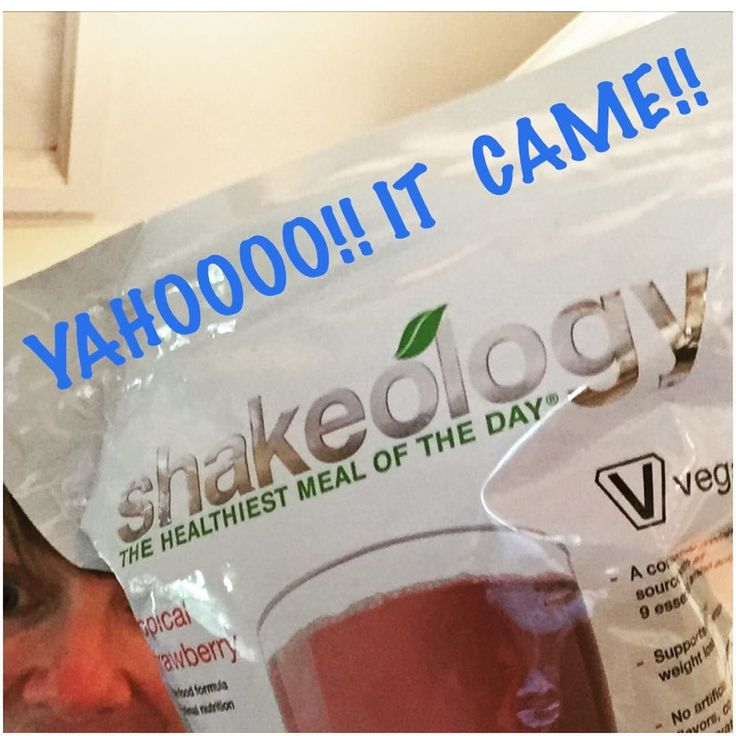 I said it was going to be a great Saturday!!! #shakeology  #Shakeitup #superfoodshake  #veganfood