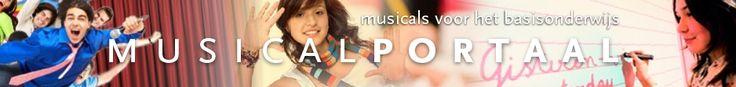 Musicalportaal: diverse musicals voor het primair onderwijs