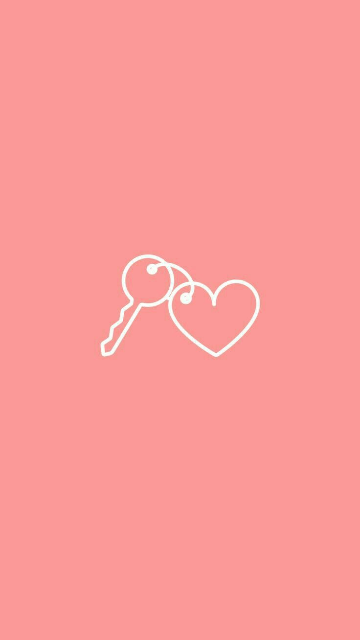 You Are The Key To My Heart Wallpaper Instagram Icons Key Instagram Instagram Theme