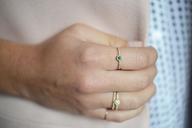 Memorable wedding rings Cupcakes and cashmere wedding ring