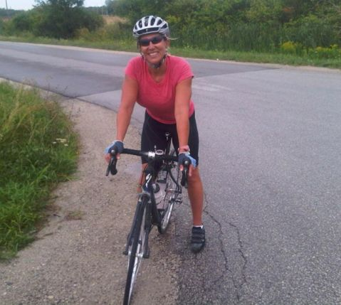 A cycling group called 'Team Tracy' is being created to participate in The Centurion50 mile ride in Collingwoodon September 16, 2012. It is wide open for anyone to join…and all levels of riders are welcome. Tracy's friends Debbie Gray and Jeff Chalmers have graciously offered to help put