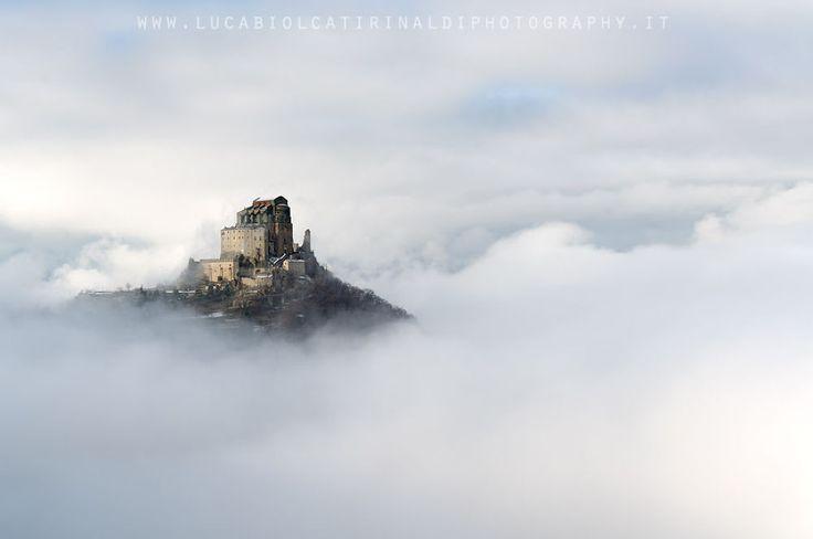 Saint Michael's Abbey by Luca Biolcati Rinaldi