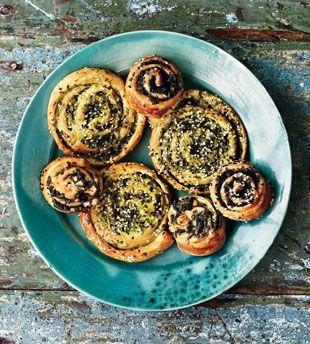 Cilantro-Scallion BreadEasy Recipe, Fun Recipe, Vege Food, Enjoy Your ...