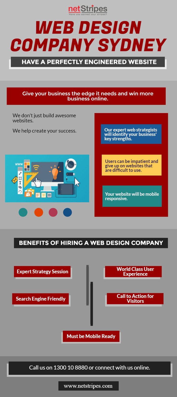 Web Design Company Sydney Have A Perfectly Engineered Website.  #WebDesignCompanySydney #Responsivewebdesigning