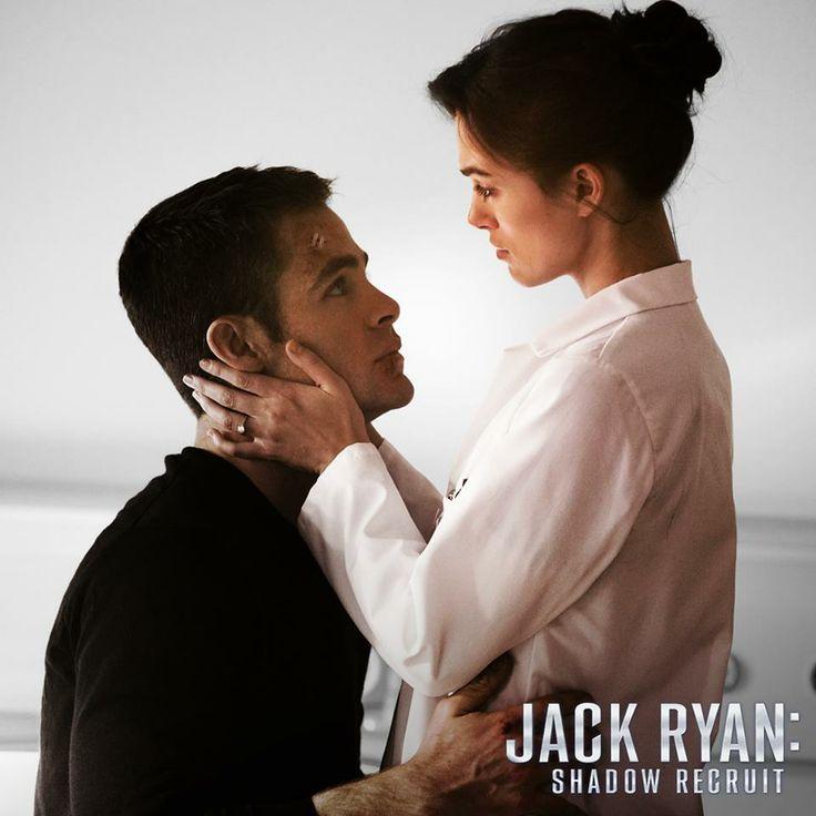 Jack Ryan: Shadow Recruit. #chrispine #jackryanmovie #tomclancy #spy #love #knightly