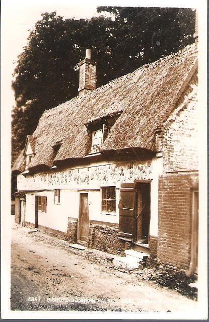 East Dereham, Norfolk - Bishops Bonners Palace - real photo postcard c.1930s | eBay