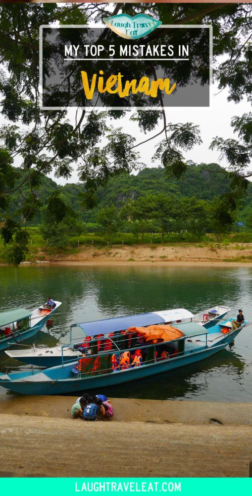 Vietnam is cheap, but as a nation with a weak economy that's overloaded with tourists, there are a lot more caution and preparation needed.