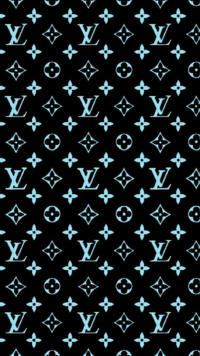 Louis Vuitton Phone Background In 2020 Blue Wallpaper Iphone Edgy Wallpaper Aesthetic Iphone Wallpaper