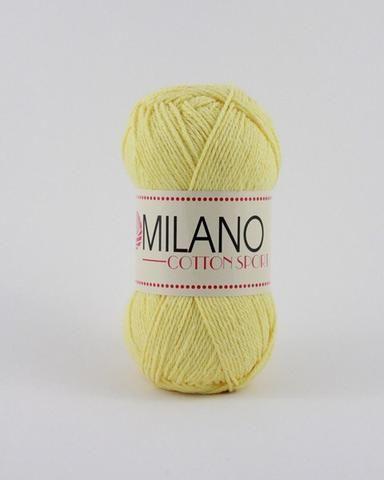 Milano Cotton Sport 16 - Lemon