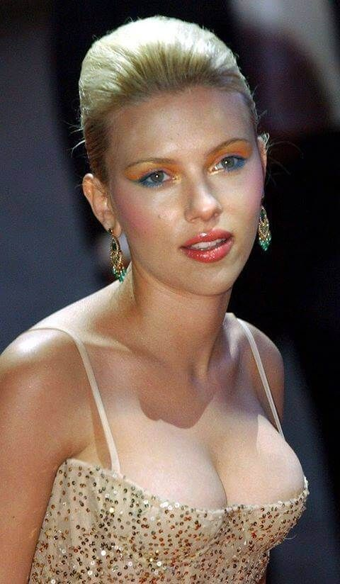 Pin On Scarlett Johansson-3326