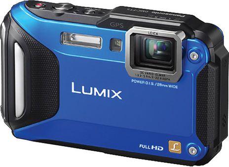 Panasonic Lumix FT5 Fotokamera, wasserdicht bis 13m und stossfest bis 2m. #Foto #Kamera #Fotoapparat #Fotografie #Digital #digitec