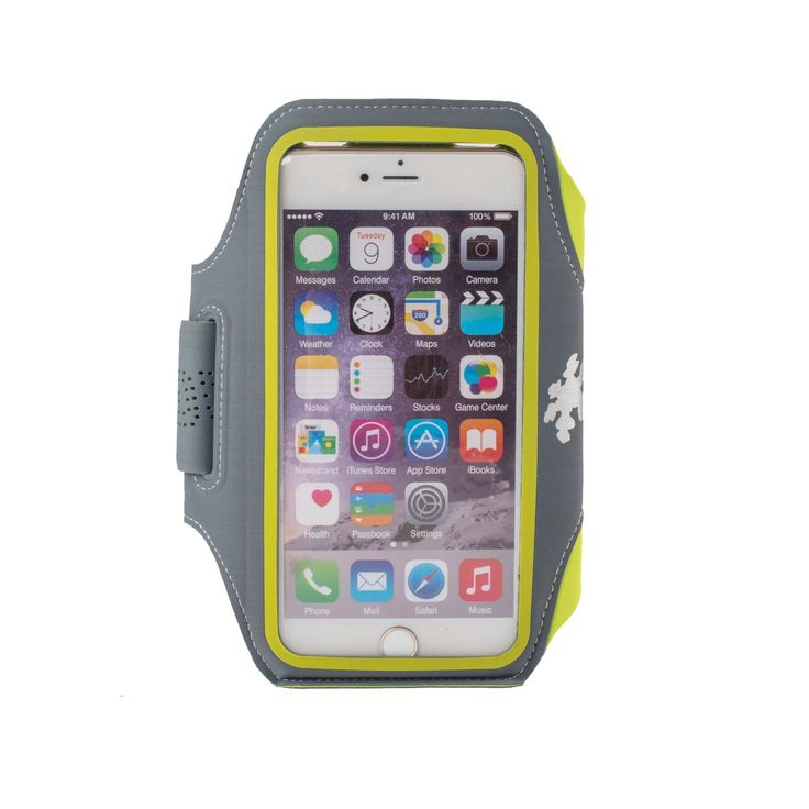 Shadowolf Water Resistant Sports Armband for iPone 7, iPhone 6, 6S (5.5-Inch), iPhone 5/5C/5S with Screen Protector and Key Holder (Green & Grey). COMPATIBILITY: Fits iPhone 7/6S/6/5/5S/5c, 4/4S, & iPod Touch 5th and 6th Generation devices. USE: Full touch-screen control, easy access to ear phones and a slot for your house key. DESIGN: This armband is durable yet soft to the touch.