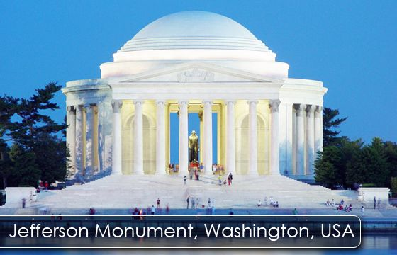 33 Les Meilleures Images Concernant Monuments In The Usa