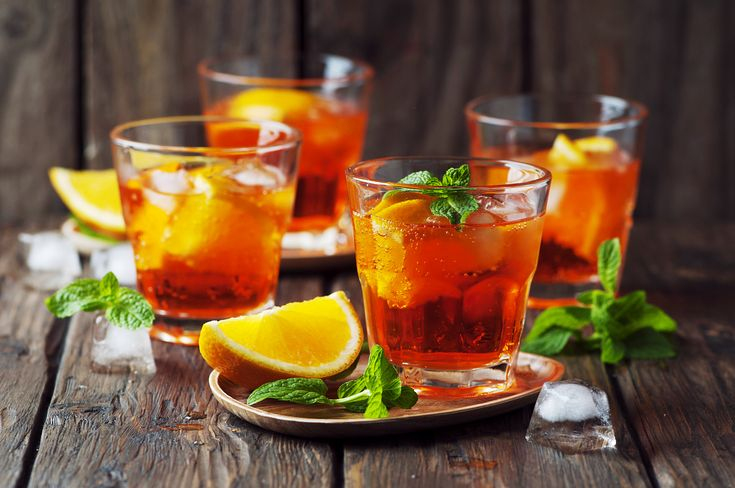 DRINK NADZIŚ: APEROL SPRITZ