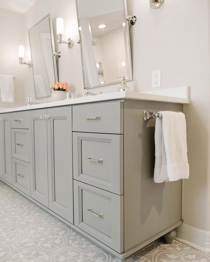 13 Best L Shaped Double Vanity Bathroom Inspiration Images On Pinterest Bath Vanities