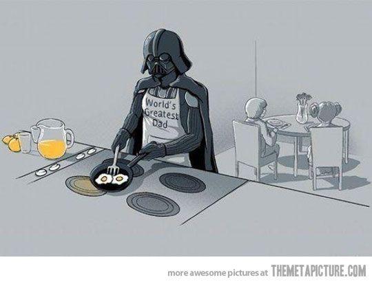 Luke, use the Forks…